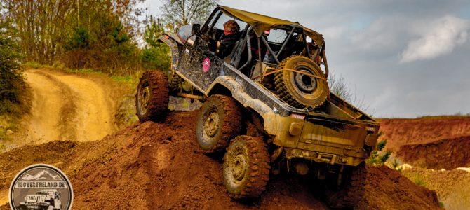 Jeep-Community Saisoneröffnung