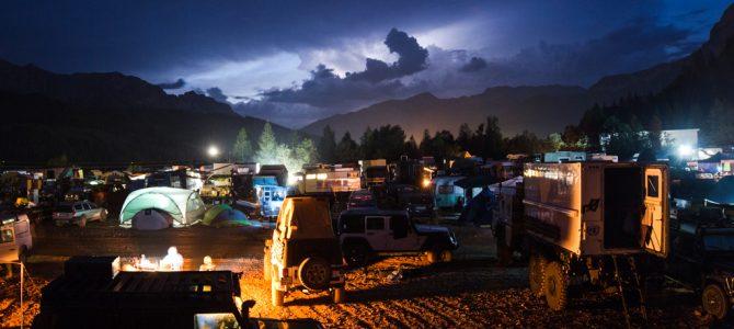 Offroaden vor Traumkulisse – Globetrotter Rodeo 2017