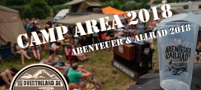 Zu Gast bei Freunden! – Camp Area AbenteuerAllrad2018