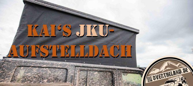 Kai's JKU-Selfmade-Aufstelldach